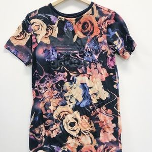 Adidas Floral Top